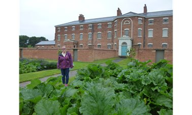 Southwell Workhouse is well worth a visit - Photographer Kate Mawer