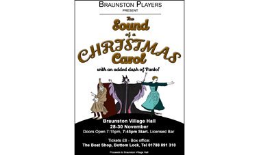 Braunston Players November Show 2019