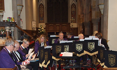 Christmas Extravaganza with the Dunchurch Silver Band